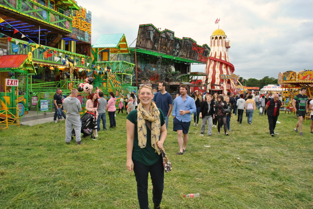me at hoppings
