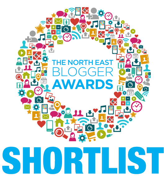 The North East Blogger Awards Winner!