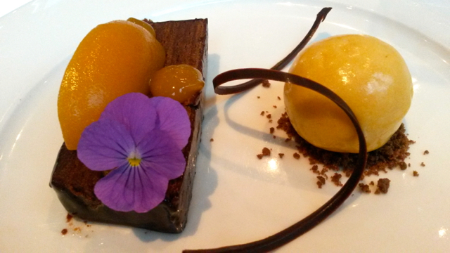 cafe21 dessert