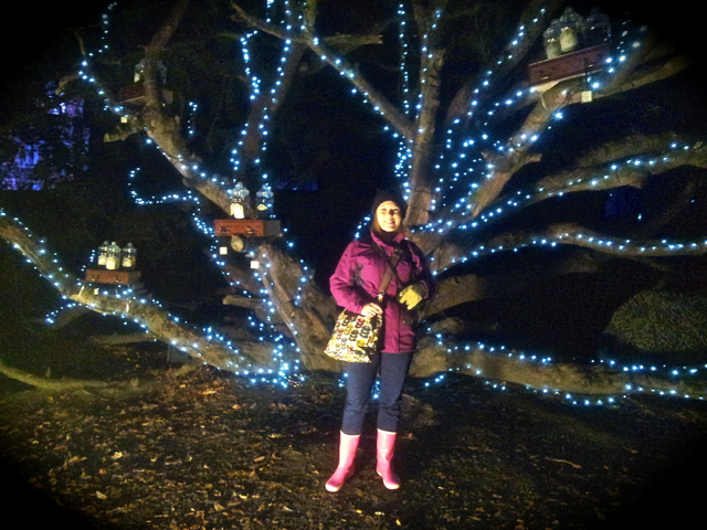 enchanted parks saltwell park newcastle gatesehead blogger north east rachel kershaw