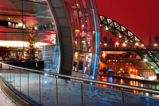 sage gateshead winter