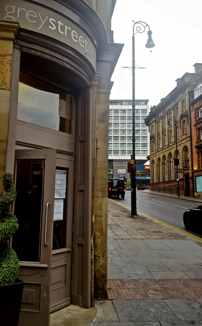 Grey Street Hotel Newcastle