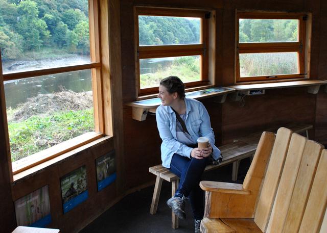 blogger visit to washington wetlands nature reserve