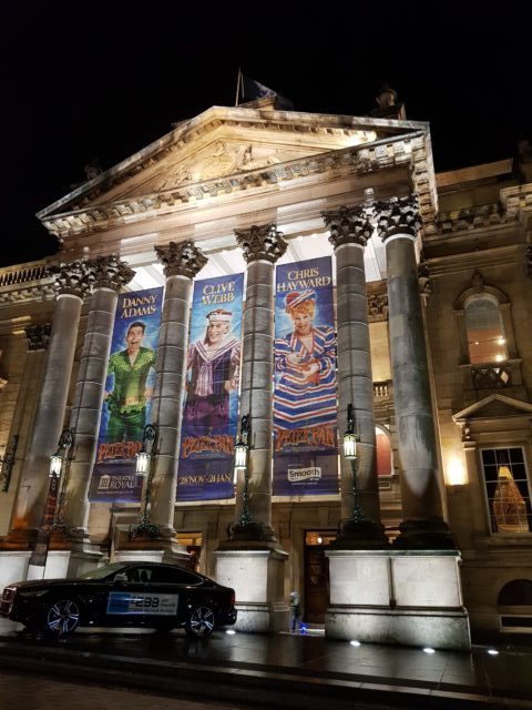 panto in newcastle