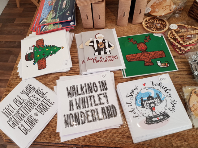local newcastle greetings cards