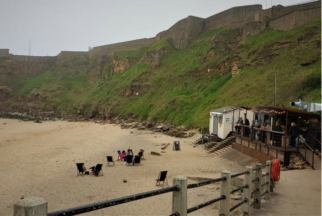 beach front restaurant north tyneside
