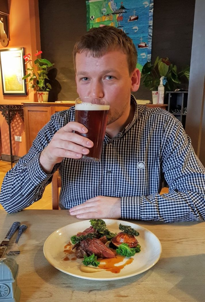 real ale and good food in morpeth