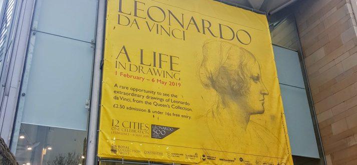 Leonardo da Vinci | Life In Geordieland