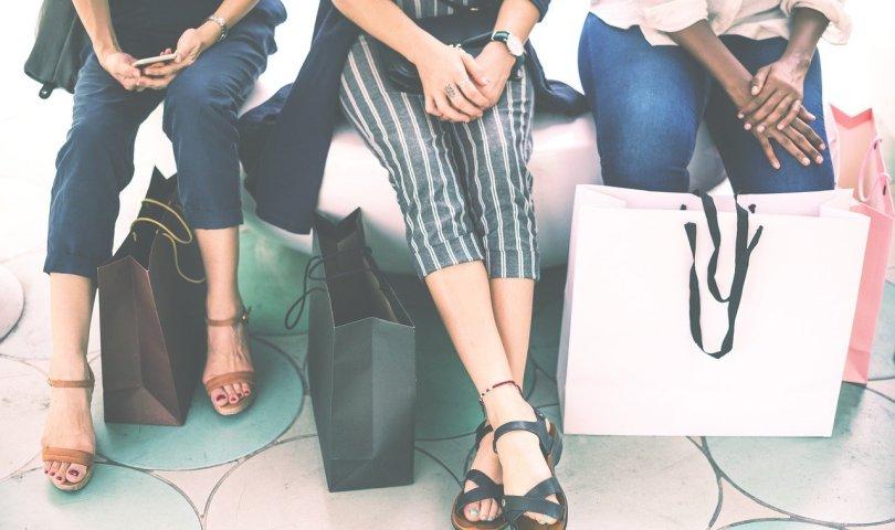 shopping in italian