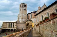Assisi and the Basilica of San Francesco