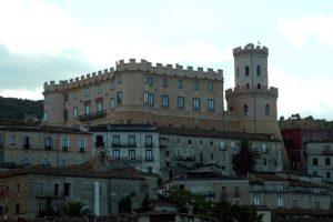 calabria castles