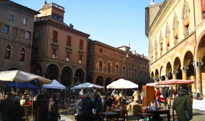 flea market italy