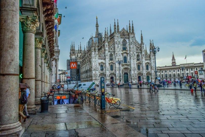 Life  in Italy during coronavirus