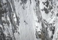 Video: Skiing down Mont Blanc ( Monte Bianco)
