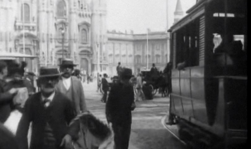 Historical Video of Italy