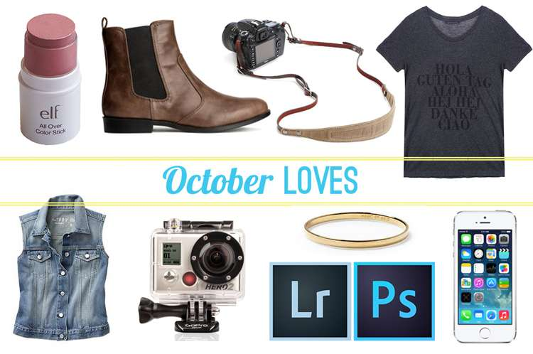 Wishlist October