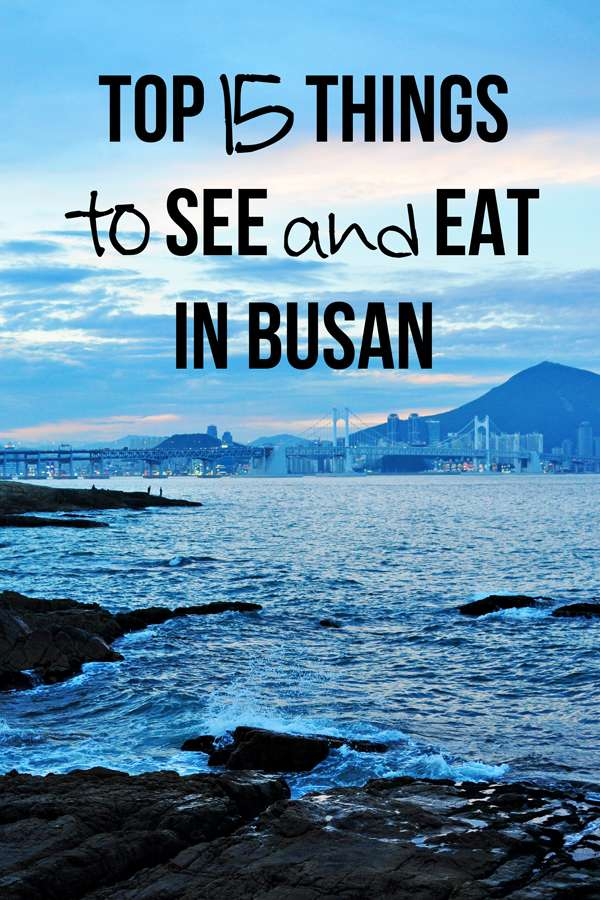 Top 15 Things to Do and Eat in Busan, South Korea >> Life In Limbo