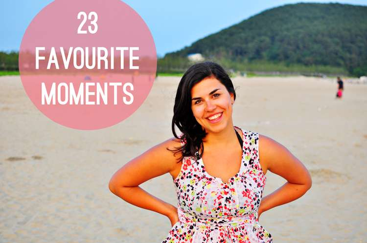 23 Favourite Moments >> Life In Limbo