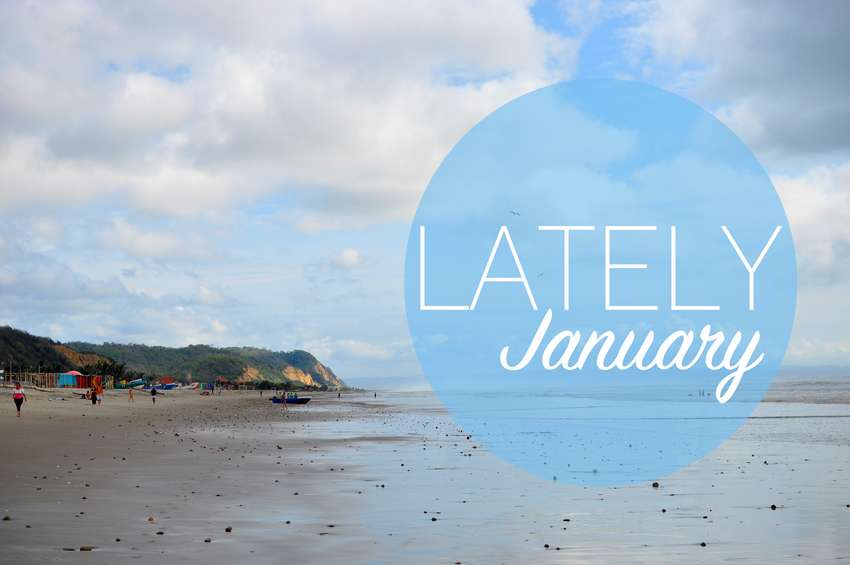 Lately January >> Life In Limbo