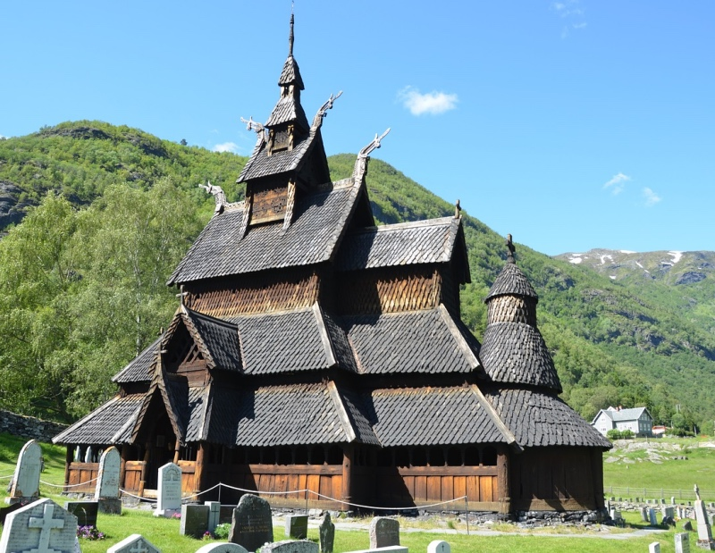 Norways Stunning Stave Churches  Life in Norway