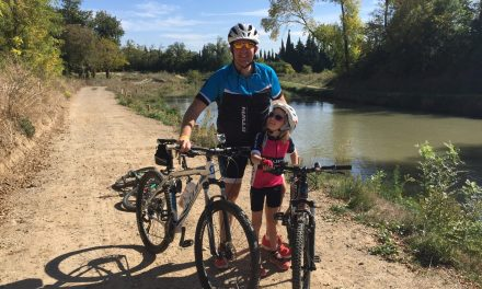 Alongside the Canal du Midi…