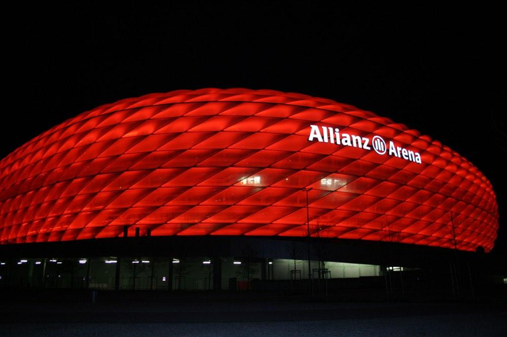Allianz arena muninch 1
