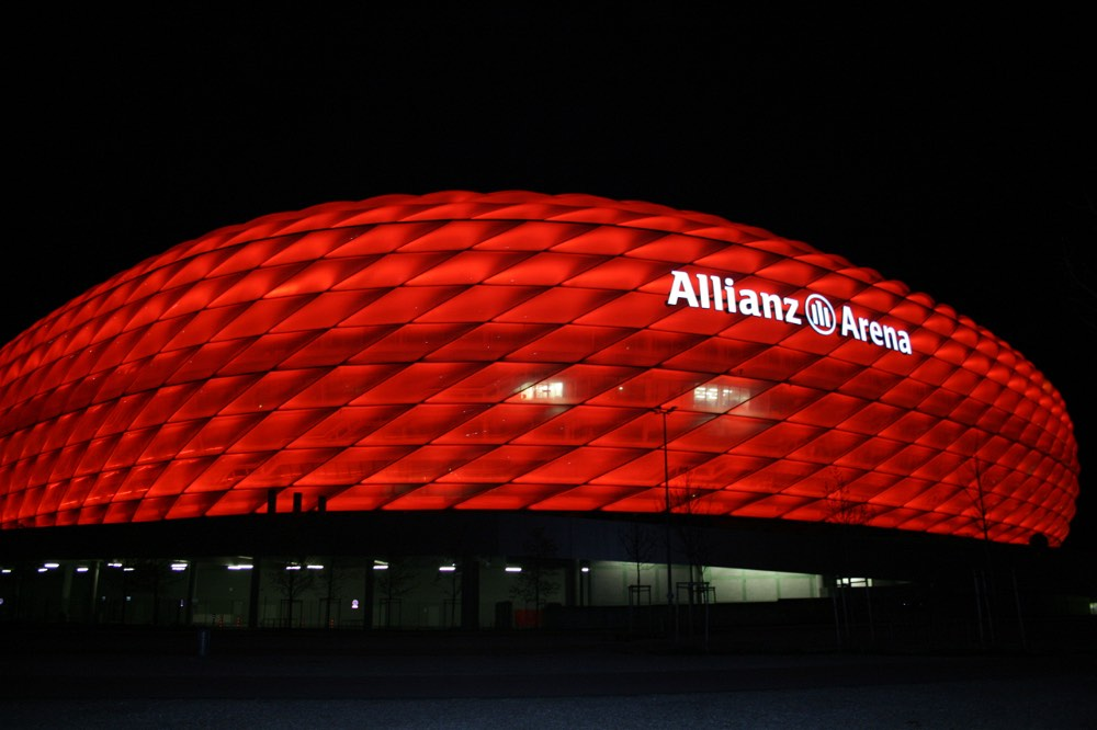 Allianz arena muninch 1