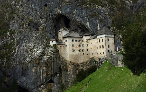 Predjama Castle A gravity defying castle