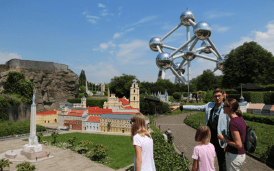 Appreciating European Heritage in Brussels….