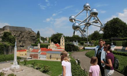 Appreciating European Heritage in Brussels….