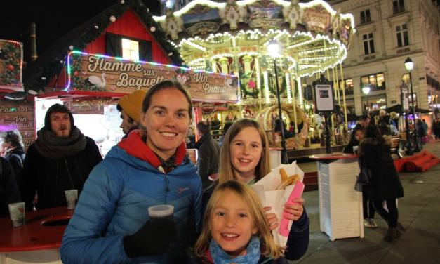 Getting into the Christmas Spirit at Anger's Christmas Market