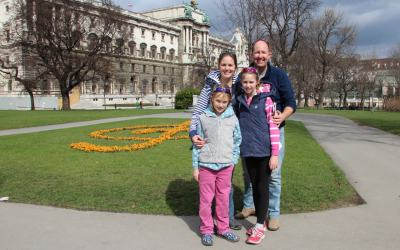 Vienna with Kids? Get Ready to be Inspired by it's Imperial Charm