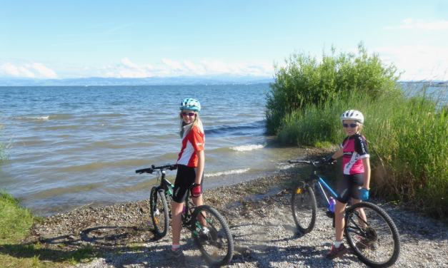 Germany | Exploring Lake Constance on a family bike ride