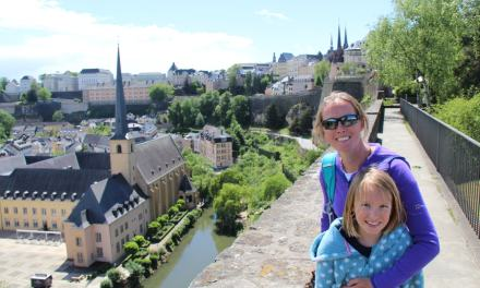 5 Reasons to make Luxembourg our 50th 'City Visit with Kids' across Europe