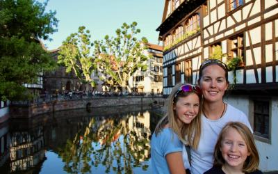 France   Revisiting Strasbourg; a family favourite from last year's 'Taste of France' roadtrip