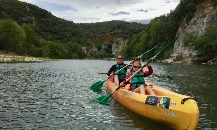 Kayaking the Ardeche Gorge | Top 5 European Kayaking Adventures