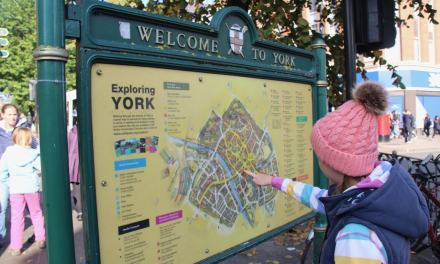 Family Day Out In York | A Feast of Medieval History….