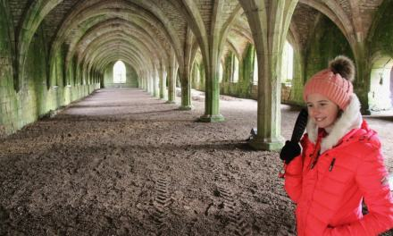 Fountains Abbey & Royal Studley Park | A Snapshot of Medieval Monastic Life in Yorkshire