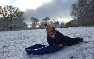 Winter Wonderland on the North York Moors