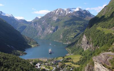 Lifeinourvan Europe Roadtrip | Dashcam Footage | Norway