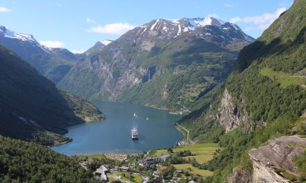 Motorhoming in Norway | Geirangerfjord  …. deservedly a UNESCO site!!!