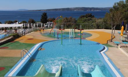 Family Motorhoming: A Campsite Paradise at Camping Resort Krk