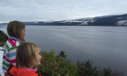 Loch Ness – 24hrs of Ponies, Nessie and Sledging…