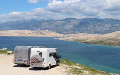 Croatian Island Hopping | Dashcam Views