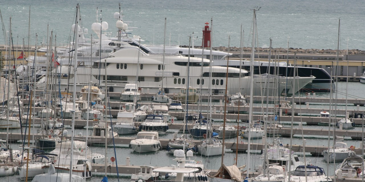 Monaco/Monte Carlo – Playgrounds of the Rich & Famous…. Cote d'Azur through to Italy