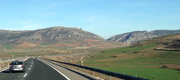 Segovia to San Sebastian….