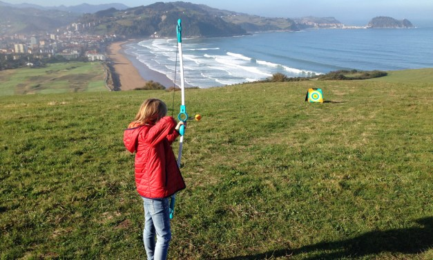 Surfing, Pamplona then back north to Montagne….