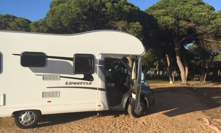 Enroute to El Rocio……from Lisbon!!!