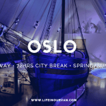 LifeinourVan City Reviews | Oslo | Norway