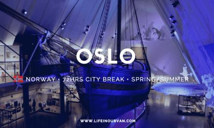 LifeinourVan City Reviews | Oslo | Norway